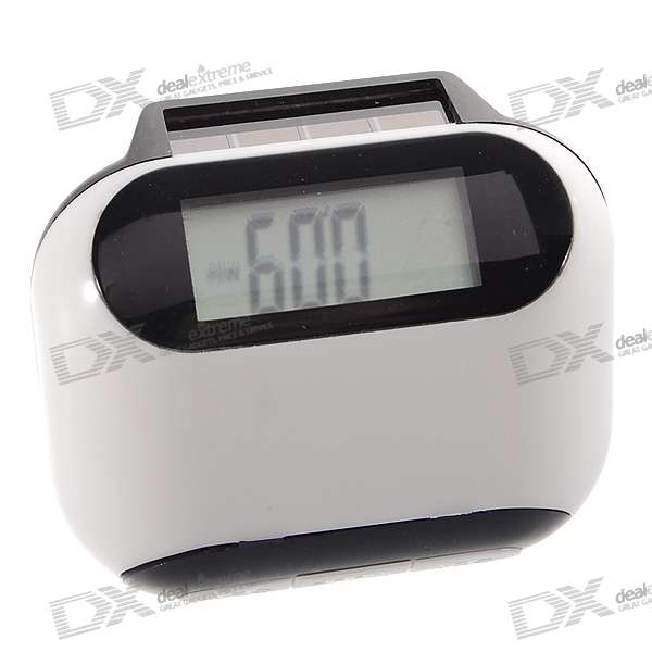 Mini Digital Pedometer with Body Fat Analyser (1*AG10)