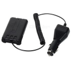 BaoFeng BF-UV5R Car Interphone Battery Eliminator Adaptor - Black