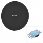 Frunda FCT002 Qi II Wireless Charger for IPHONE / Samsung Cellphone - Black