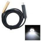 AINET ANT-CU2 Waterproof 14.5mm Car Water Industry 300KP Endoscope w/ 4-LED - Black