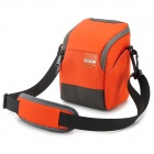 F028 Universal Protective Polyamide Shoulder Bag for Micro Single Camera - Orange