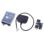 ARKBIRD R-T-H Balancer FPV Flight Controller Board w/ OSD GPS for RC Airplane - Black + Blue