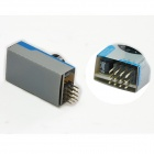 Nieuwe High Precision Servo / ESC Tester voor RC Model-White + blauw