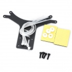 Carbon Fiber Figure Plate for DJI Phantom Aerial FPV - Black + White + Multi-Colored (5PCS)