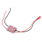 FPV 1.2G 5.8G Micro BEC w / CNC Enclosure 5V 1.5A Output 2S - 6S for FPV Telematry - Rød