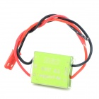FPV 1.2G 5.8G Micro BEC w/ CNC Enclosure 12V 3A Output 4S-6S for FPV Telematry - Green