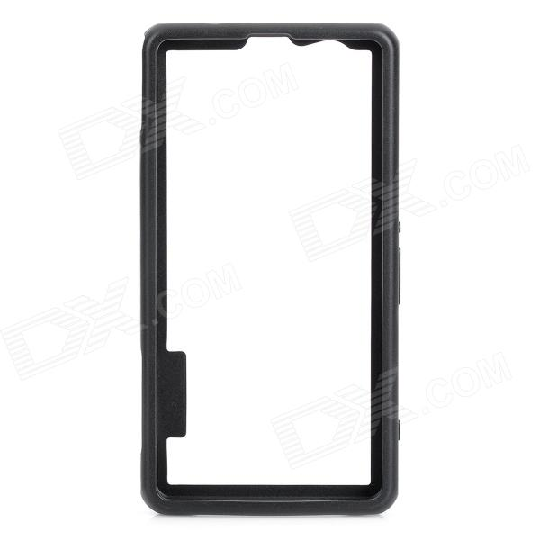Protective PC TPU Bumper Frame for Sony Xperia Z1 Mini - Black