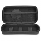 Flanger PVE Instrument Accessories Storage Bag for Capo / Strings / Pick / Tuner + More - Black