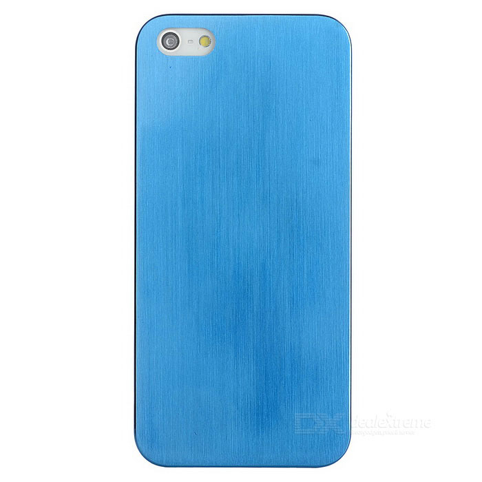 Protective Titanium Alloy Case for IPHONE 5 / 5S - Blue viruses cell transformation and cancer 5
