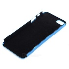 Protective Titanium Alloy Case for IPHONE 5 / 5S - Blue