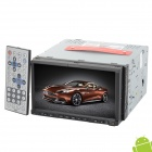 "Klyde 2 Din 7"" Android 4.0 Car Multimedia System w/ GPS + TV + BT + PIP + 3G WiFi + Free MAP"