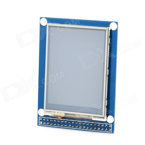 020804 2.4'' LCD TFT 320 x 240 Touch Screen LCD Module - Deep Blue