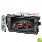 "Klyde 8"" Android 4.0 DVD Player w/ GPS / TV / Bluetooth / RDS / 3G WiFi for Toyota Corolla"