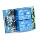 EL817 2-channel 5V 10A Relay Module - Deep Blue