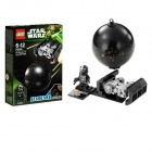 Genuine Lego Star Wars - TIE Bomber and Astero Field Display Set 75008