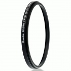 Kenko Ultrathin S-UV Camera Lens Filter - Black + Transparent (55mm)