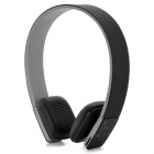 Lc-8300 mp3 + fm + voice recorder + card reader multifunctional headband earphone - black + grey