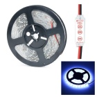 HML Waterproof 72W 14000lm 6500K 300 x SMD 5630 LED White Light Strip w/ Mini Controller (5m / 12V)