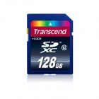 Transcend 128GB Class 10 SDXC Flash Memory Card 20MB/s