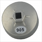 TY-905 Aluminum Alloy Oil Filler Cap for Buick / Mitsubishi / Chrysler - Silver