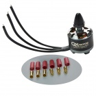 QM2812 980KV High Speed Brushless Motor for RC Helicopter / RC Aircraft (Clockwise Rotation)