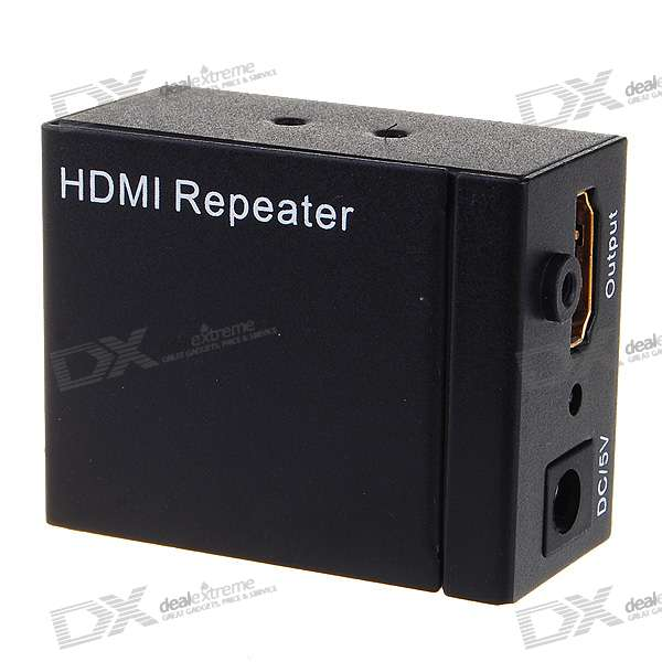 HDMI 1080p Power Amplified Repeater
