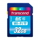 Transcend 32GB Wi-Fi SDHC Class 10 Flash Memory Card