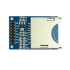 Produino Ams1117-3.3v SD Card Slot Reader Module w/ SD / SPI (Works with Arduino Official Boards)
