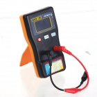 ZnDiy-BRY MESR-100 1.9'' LCD Auto-Ranging Electrolytic Capacitor ESR Meter - Black + Yellow