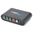 Component Video(YPbPr) to HDMI Converter Box with SPDIF Audio Input