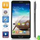 "N8800 MTK6592 Octa-Core Android 4.2.2 WCDMA Bar Phone w/ 5.5"" IPS, FM, Wi-Fi, OTG, GPS - Black"