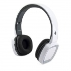 ShengYun TH390 Stereo Bluetooth v3.0 Headphones w/ TF / FM Radio / Mic - White + Black