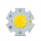 KindFire DQ-20 3W 240lm 3000K COB LED Warm White Light Source Module - White + Yellow (9~10.2V)