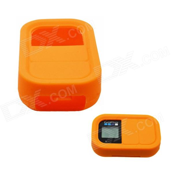 BZ112 Silicone Case for GoPro Hero 3+ / 3 Remote Controller - Tawny