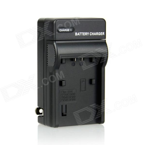 DSTE FH100 FH50 FH70 FV100 FV70 FV50 FP50 FP90 FP100 Battery Charger for Sony Video Camera + More зарядное устройство для фотокамеры oem bc sony np fv100 dcr sr68 hdr xr350e cargador dcr dvd103 5 bc trv