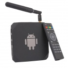 FVIEW U2 Android 4.2 Mini PC Google TV Player w/ 2GB RAM, 8GB ROM, Bluetooth, 2.0MP Camera, Antenna