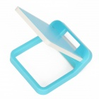 YGH376 Mini Anti-Slip Foldable Mobile Phone Stand Holder - Blue
