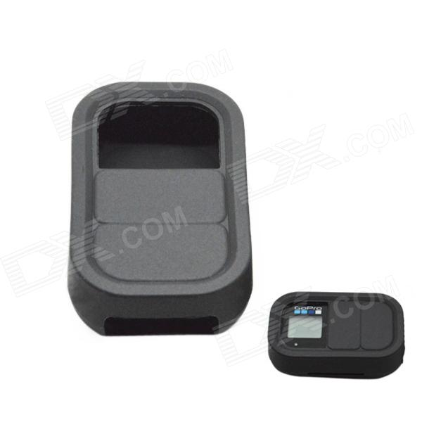 BZ112 Silicone Case for GoPro Hero 3+ / 3 Remote Controller - Black