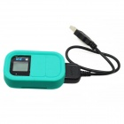 BZ112 Silicone Case for GoPro Hero 3+ / 3 Remote Controller - Green