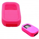 BZ112 Silicone Case for GoPro Hero 3+ / 3 Remote Controller - Pink + Red