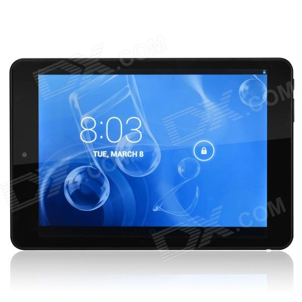 Ainol Novo8 mini 7.85 Dual Core Android 4.1 Tablet PC w/ 512MB RAM, 8GB ROM, Wi-Fi - Black ainol windows mini pc z3735f 2g ram 7000mah power bank otg