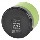 S10 Universal Mini Portable V2.1 Bluetooth Speaker w / TF / Microfone - Verde Grass + Preto