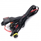 Bosree H4(H/L) Wire / Cable for HID Xenon Lamp