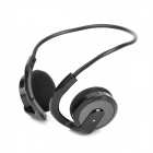 OYK OK-100 Wireless Bluetooth V2.1 Earhook Sports Headphone for IPHONE / IPAD - Blackish Grey