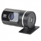 "4.3"" 3.0MP 720 P 140 grad vidvinkel bil Rearview DVR - svart"