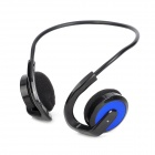 OYK OK-100 Wireless Bluetooth V2.1 Earhook Sports Headphone for IPHONE / IPAD - Blue