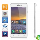"JIAKE X3s Android 4.2.2 Octa-Core WCDMA Bar Phone w/ 5.0"" Screen, GPS and Wi-Fi"