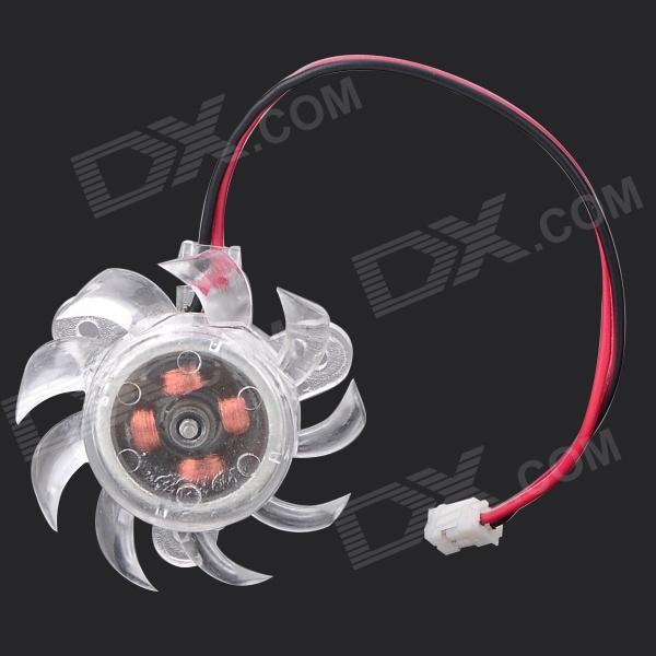 DIY Electronics 297936 VGA Cooling Fan (4cm)