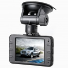"Lson K2000-2 2.4 ""LCD 5.0MP CMOS 720P Grand Angle voiture DVR w / HDMI / TV OUT - Noir"