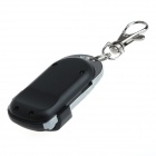 YT13 315MHz 4-Key Mutual-Duplicating Remote Controller - Black + Silver (1 x 27A)